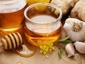 Mierea in dieta